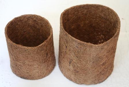 Cocopot tabung Silinder